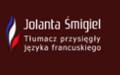 Śmigiel Jolanta. Tłumacz przysięgły jęz. francuskiego