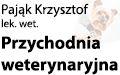 Krzysztof Pająk, lek. wet. Przychodnia weterynaryjna