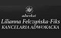 Kancelaria Adwokacka Adwokat Lilianna Felczyńska-Fiks