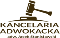 Jacek Stanisławski adwokat Kancelaria