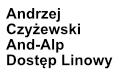 And-Alp Dostęp Linowy. Andrzej Czyżewski