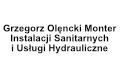 Grzegorz Olęncki Monter Instalacji Sanitarnych i Usługi Hydrauliczne