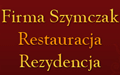 Rezydencja Szymczak Restauracja noclegi wesela