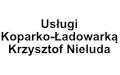 Usługi Koparko-Ładowarką Krzysztof Nieluda