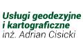 Usługi geodezyjne i kartograficzne inż. Adrian Cisicki