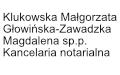 Klukowska Małgorzata, Głowińska-Zawadzka Magdalena sp.p. Kancelaria notarialna