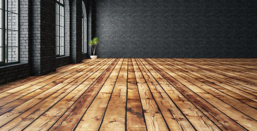 Strukturyzacja podłóg drewnianych – zastosowanie i efekty