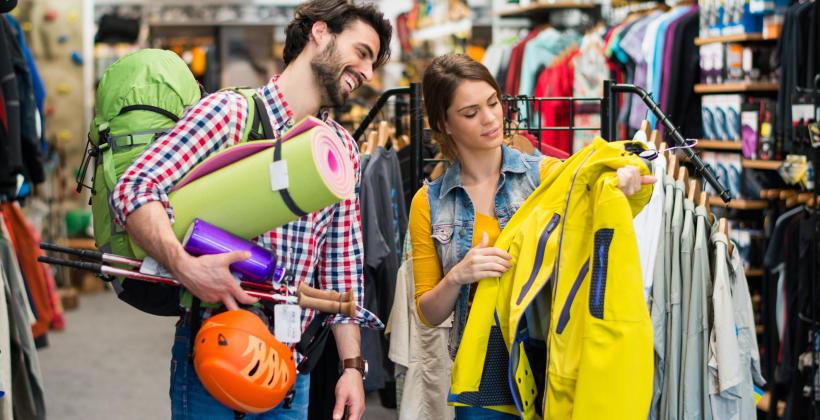 Oferta sklepu sportowego - co możesz w niej znaleźć?