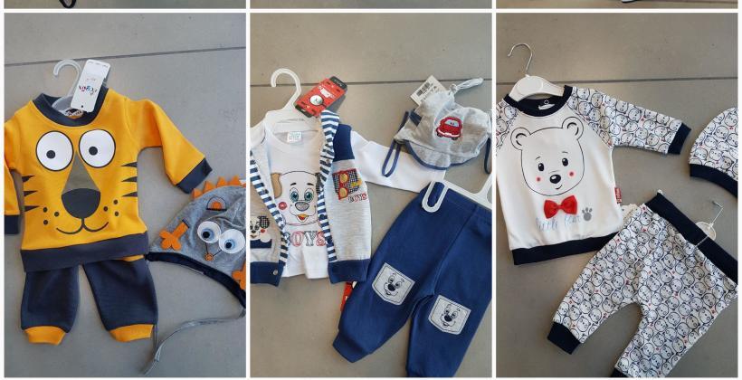 Ubranka dla niemowlaka. Zwróć uwagę na jakość wykonania!