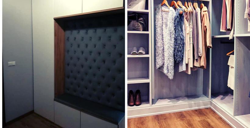 Garderoba w domu i mieszkaniu – jaki jej rodzaj wybrać?