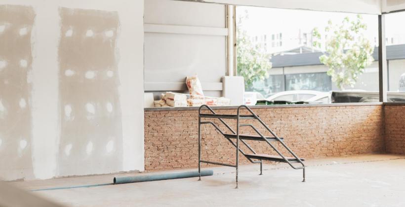 Co zrobić, gdy w domu konieczny jest remont?