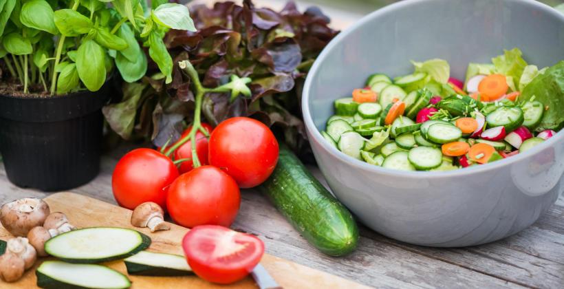 Sałatki lunchowe - nie tylko dla osób na restrykcyjnej diecie