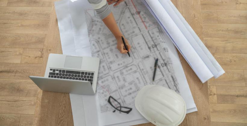 Realizujesz inwestycję budowlaną? Pamiętaj o mapach geodezyjnych!