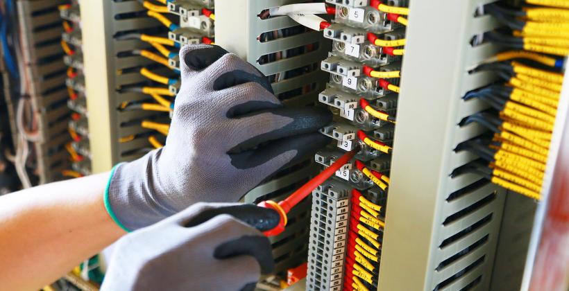 Rodzaje instalacji elektrycznych.
