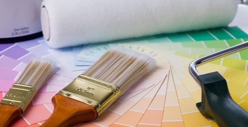 Zalety farb z mieszalnika