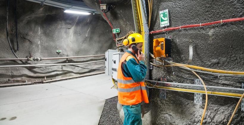Jakie typy czujników parametrów atmosfery stosuje się w górnictwie?