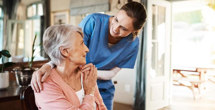 Jaki jest zakres usług pielęgniarskich w placówce Zespołu Opieki Zdrowotnej w Siechnicach?