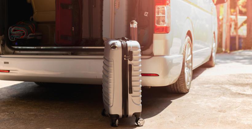 Jakie bagaże można przewozić w Radio Taxi Komfort?