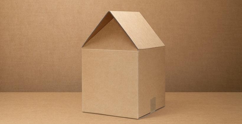 Niestandardowe kształty kartonów