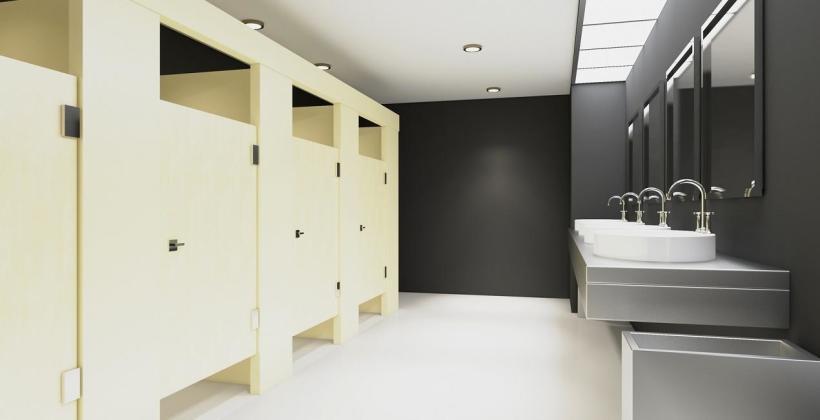 Rodzaje kabin sanitarnych