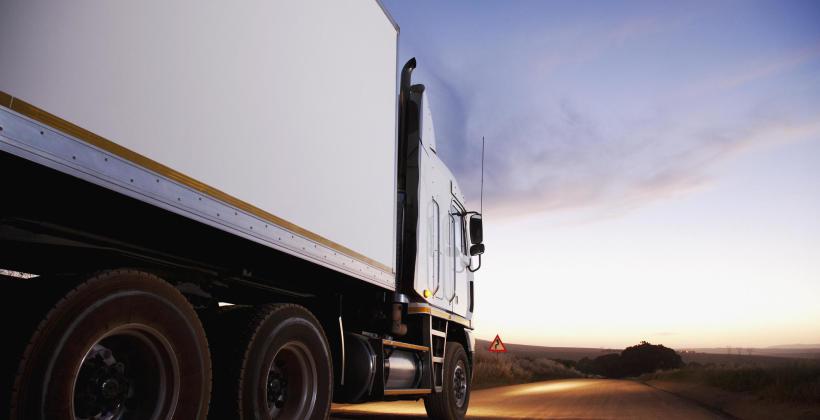 Werpol1 przewiezie Twój ładunek we wskazane miejsce szybko i zawsze na czas!