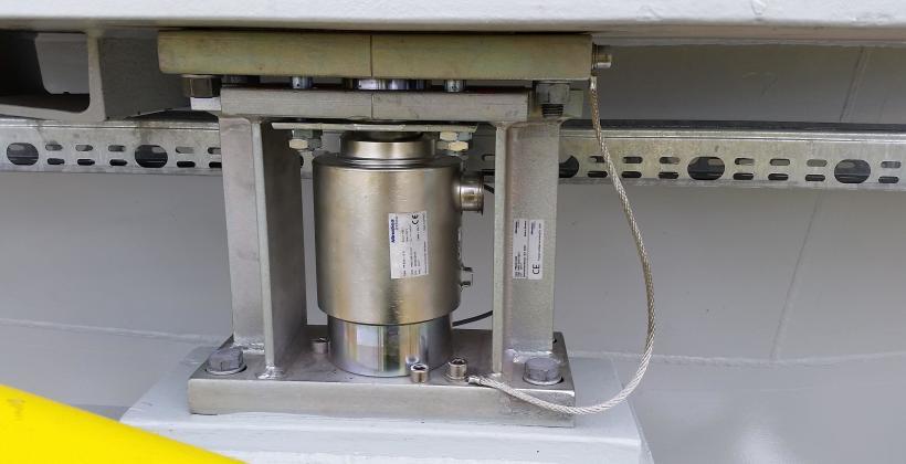 Czujniki obciążenia - ważenie zbiorników i silosów