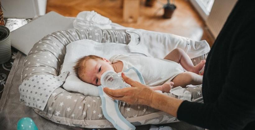Czym charakteryzują się kokony niemowlęce?