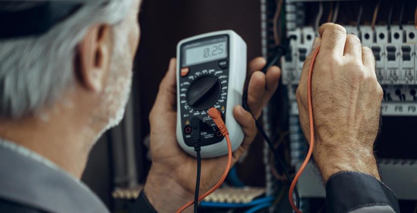 Aparatura kontrolno-pomiarowa w firmie MW Automatic Waldemar Niemiec!
