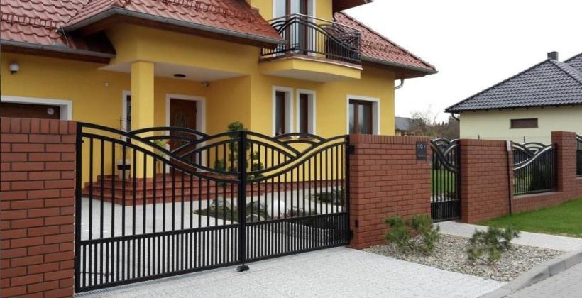 Stylowe i eleganckie ogrodzenia, balustrady i podmurówki