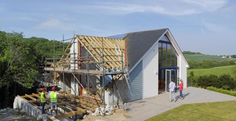 Budowa domu jednorodzinnego z firmą Sedom