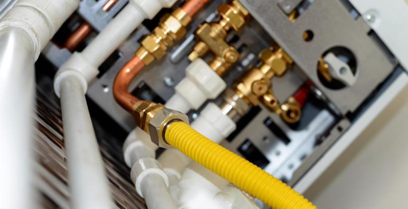 Charakterystyka instalacji wodnej wykonanej przez Instalacje sanitarne, gazowe i c.o. Dariusz Kaszyca