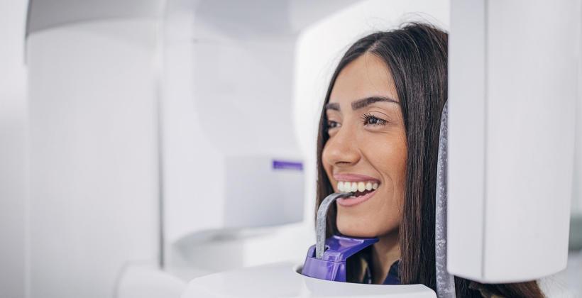 Na czym polega rentgen stomatologiczny zębów?