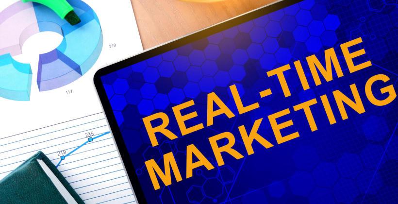 Szybka reakcja to podstawa, czyli czym jest Real Time Marketing?
