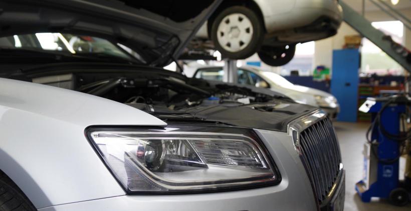 Pogwarancyjny serwis samochodowy marek Skoda, Audi, Seat i VW