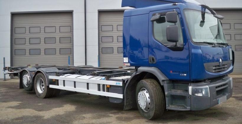 Samochody ciężarowe, dostawcze i nie tylko w ofercie Truck Service