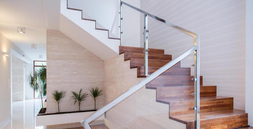 Rodzaje schodów wewnętrznych