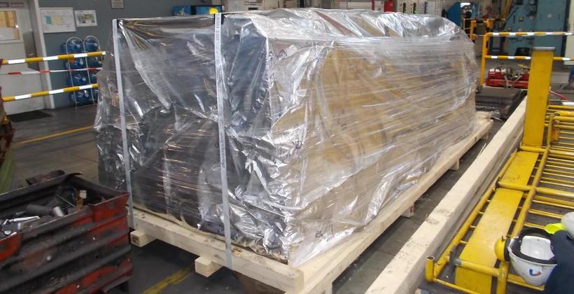 Pakowanie eksportowe