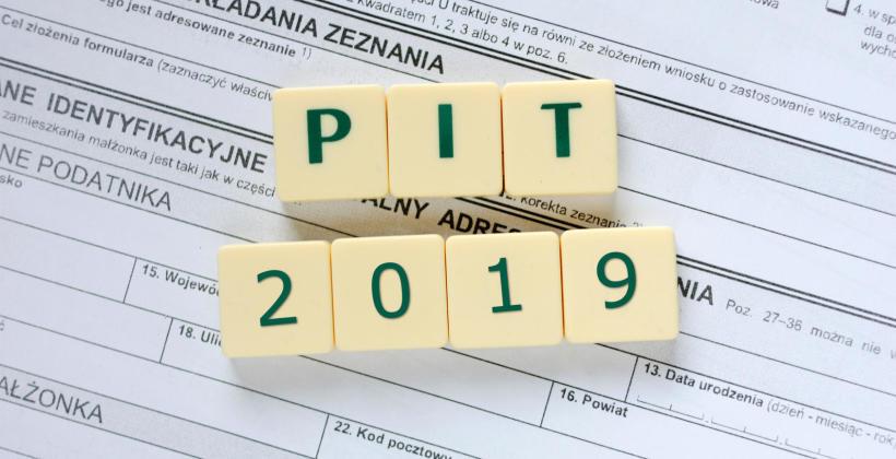 PIT 2019 – jak zmieni się rozliczenie podatku w 2019 roku?