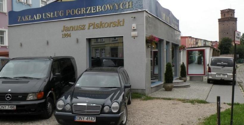 Co wchodzi w zakres profesjonalnych usług domu pogrzebowego Zakład Usług Pogrzebowych Janusz Piskorski?