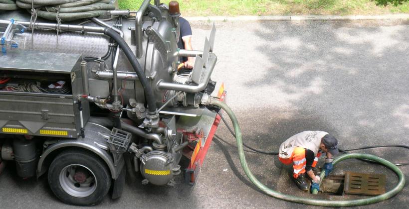 Konserwacja instalacji wodno-kanalizacyjnej – czyszczenie WUKO