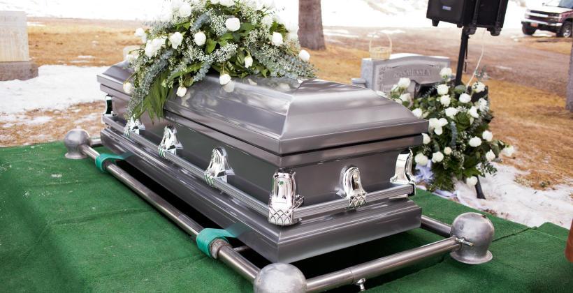 Możliwości pochówku proponowane przez zakład pogrzebowy