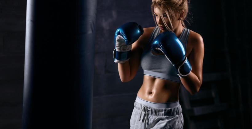 Sprzęt i akcesoria do treningów bokserskich