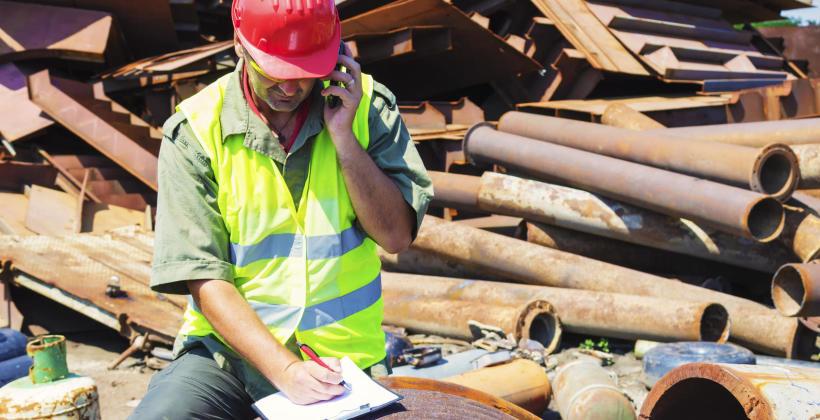 Jakie surowce wtórne przyjmuje renomowany skup złomu?