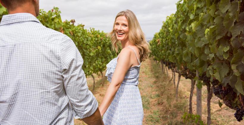 Agroturystyka – ślub jak z bajki