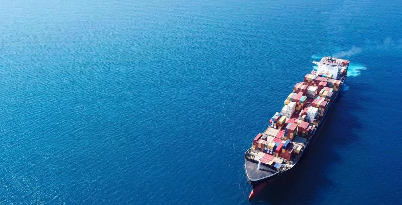 Rodzaje statków wykorzystywanych w transporcie morskim