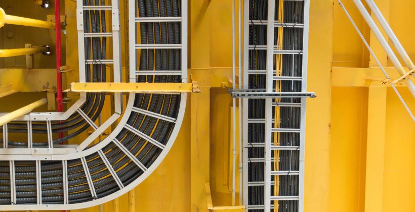 Usługi elektroinstalatorskie w przemyśle