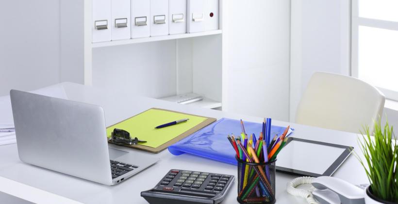 Jak zorganizować swoje miejsce pracy?