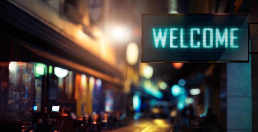 Reklama zewnętrzna – nowe formy promocji