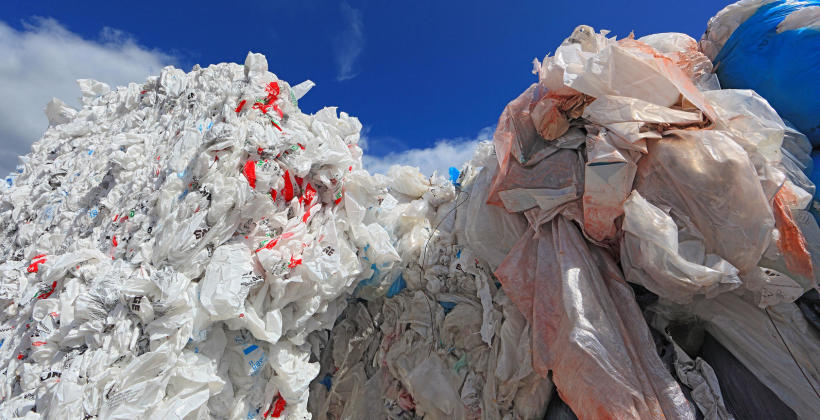Recykling folii istotnym elementem racjonalnej gospodarki odpadami