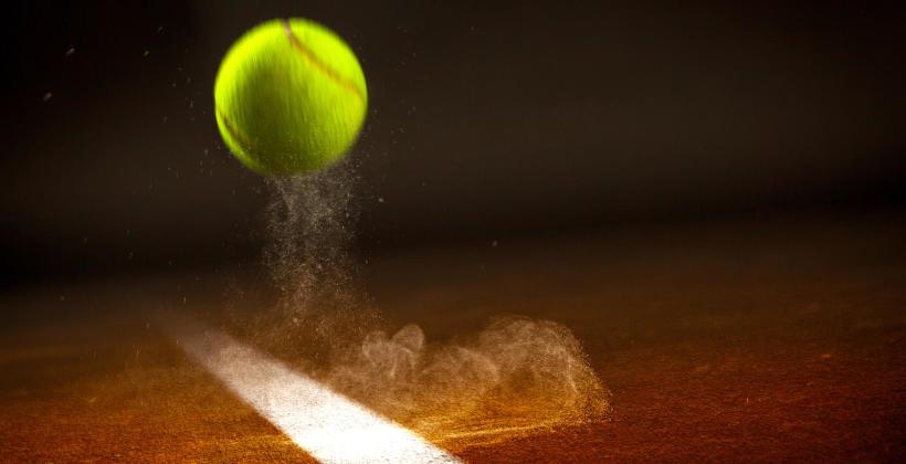 Profesjonalny sprzęt dla tenisistów